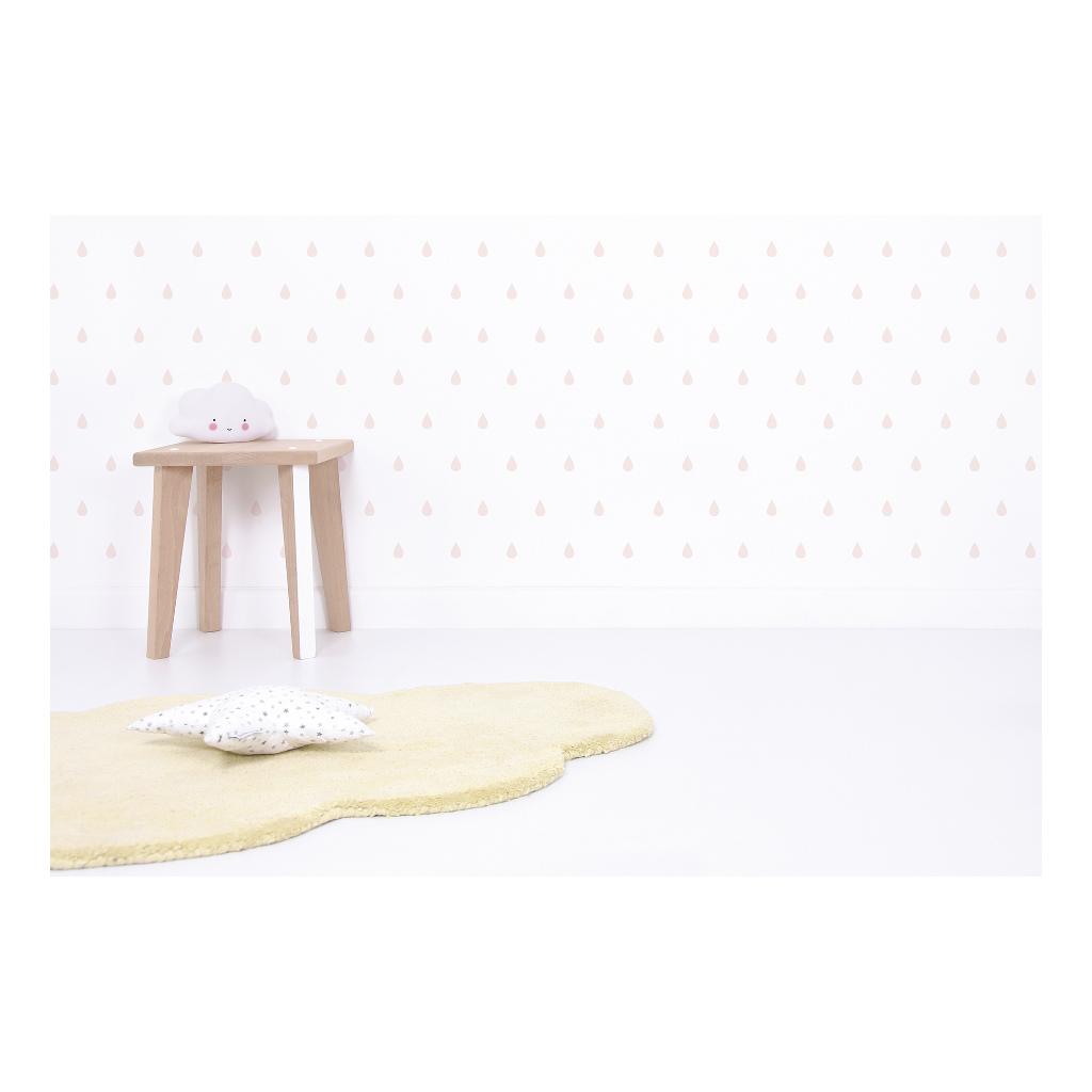 Drops Pink Sticker 18X24Cm | Hello Little | Lilipinso