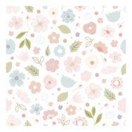Flowers Behang | Bloom | Lilipinso