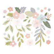 Flowers Big Ones Sticker Xl | Bloom | Lilipinso