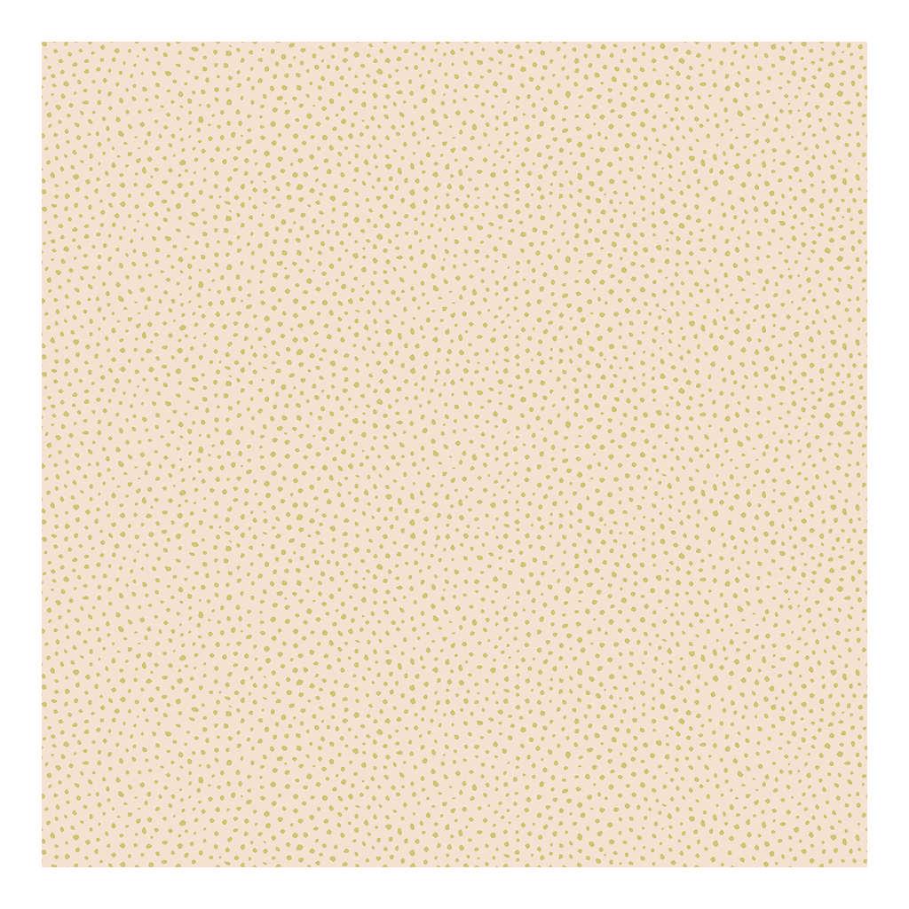 Gold Irregular Polka Dots Background Coral Behang | Australia | Lilipinso