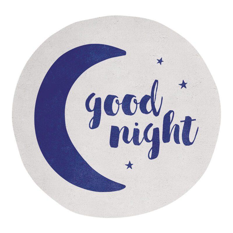 Good Night Vloerkleed Fly Me To The Moon Lilipinso Welterusten Lili-H0368