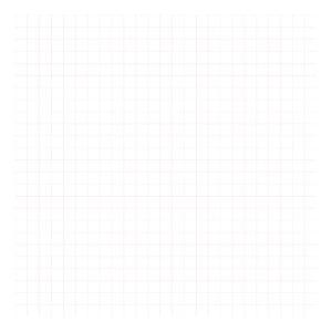 Grid Pink On White 2Cm Behang | Millimétré | Lilipinso