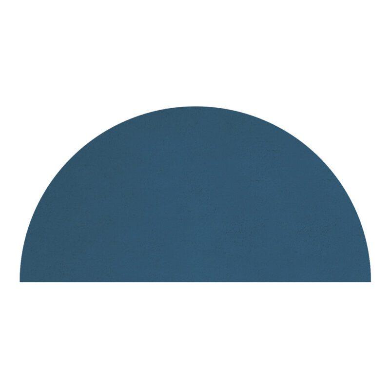 Half-Moon Majolica Blue Vloerkleed   Wild Islands   Lilipinso