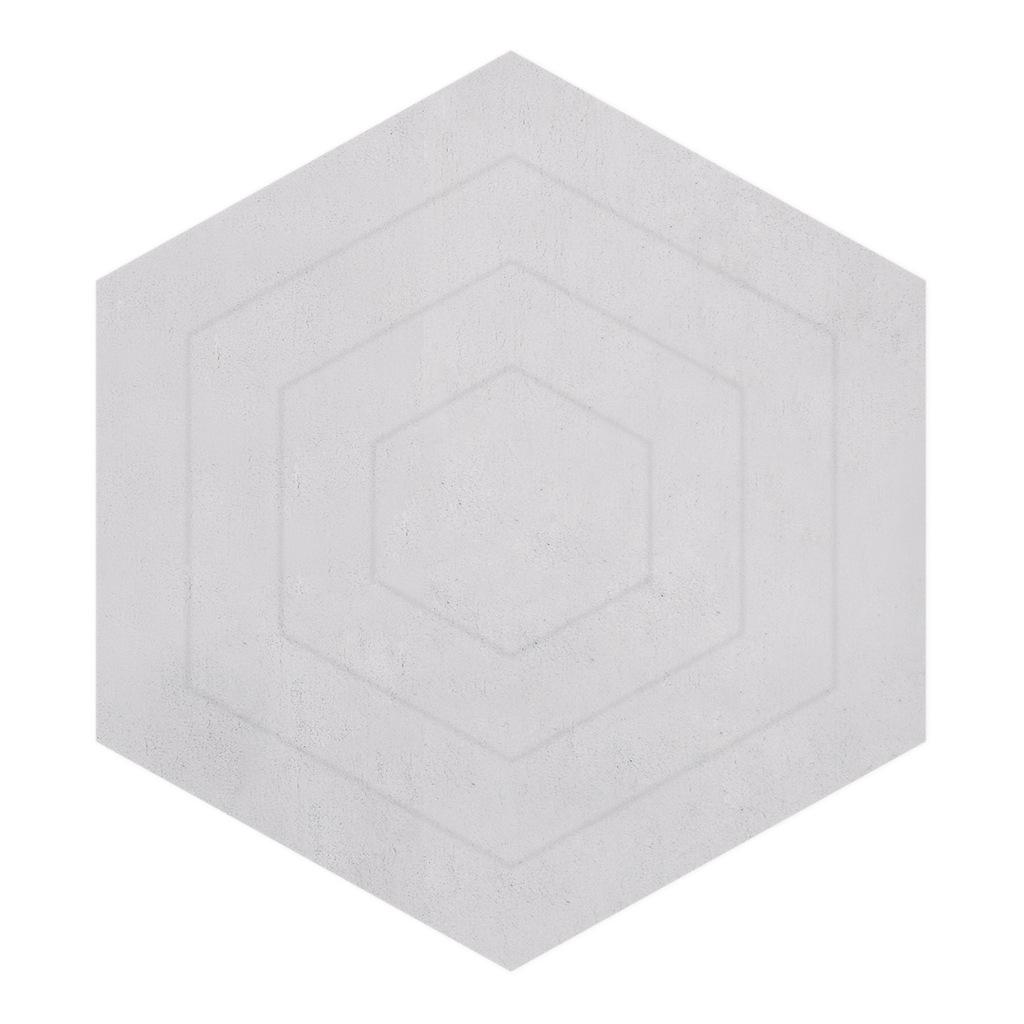 Hexagonal Microchip Vloerkleed | Wild Islands | Lilipinso