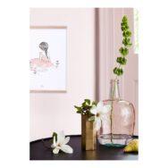 In The Garden Poster Rosae Lilipinso Roze Meisje Verlegen QIDDIE.com lili-P0215