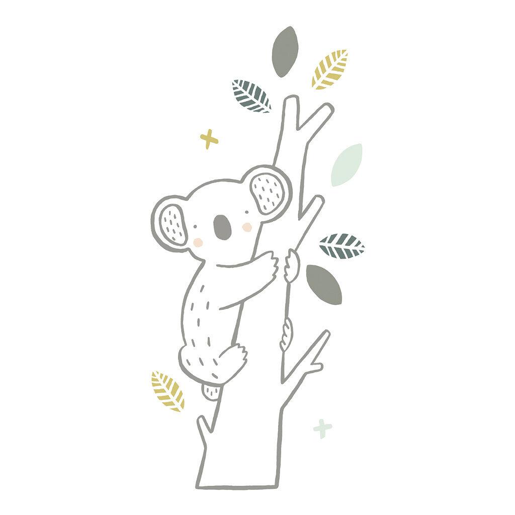 Koala On Branches Sticker Xl | Australia | Lilipinso