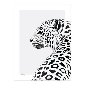 Leopard Poster | Serengeti | Lilipinso