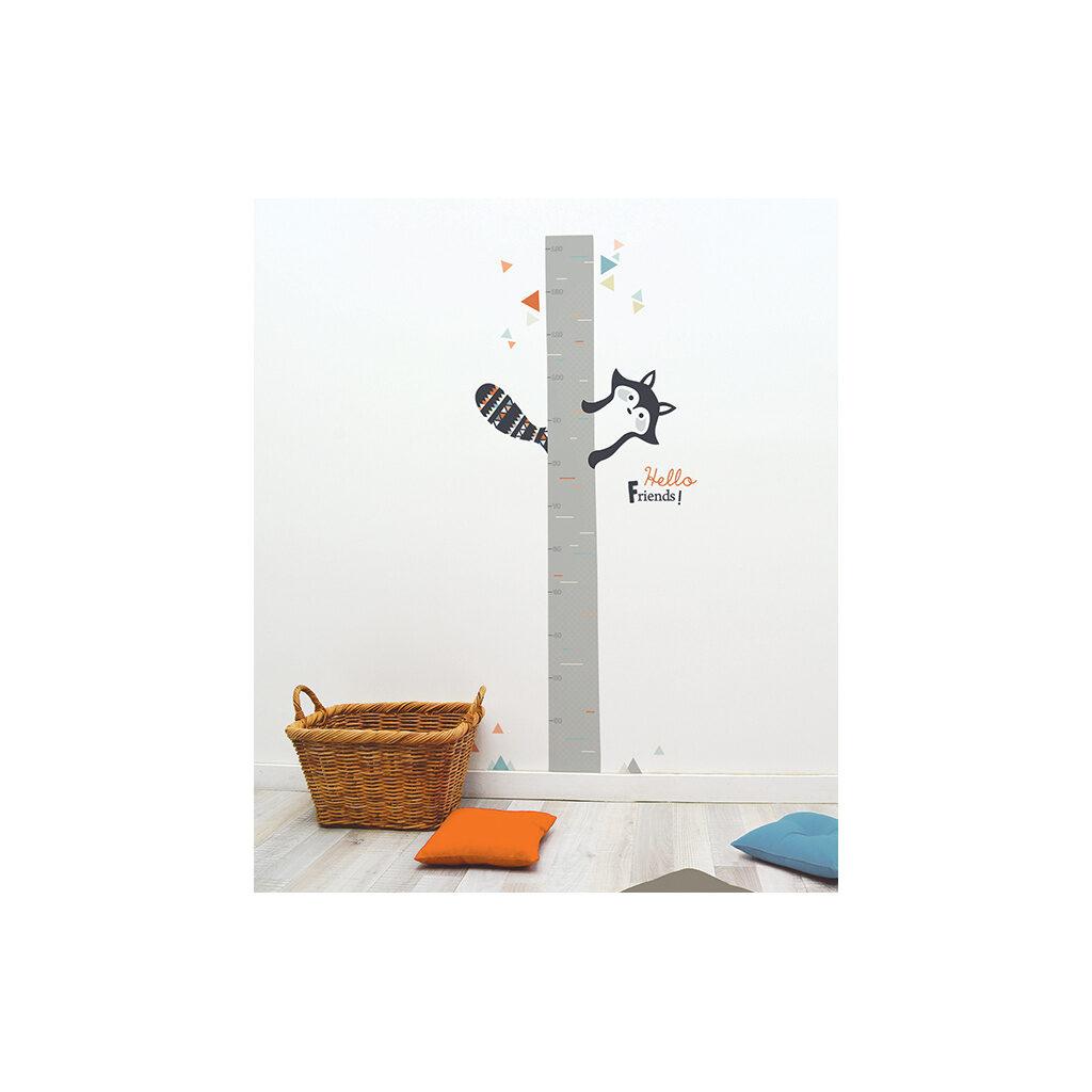 Maki'S Tree Groeimeter Sticker Lilipinso Boom Meetlatlili-s0680