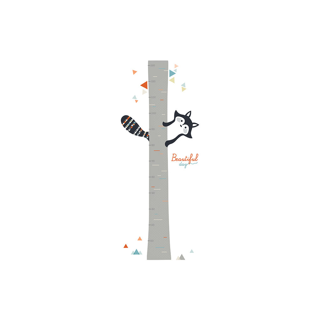 Maki'S Tree Groeimeter Sticker Lilipinsolili-s0680