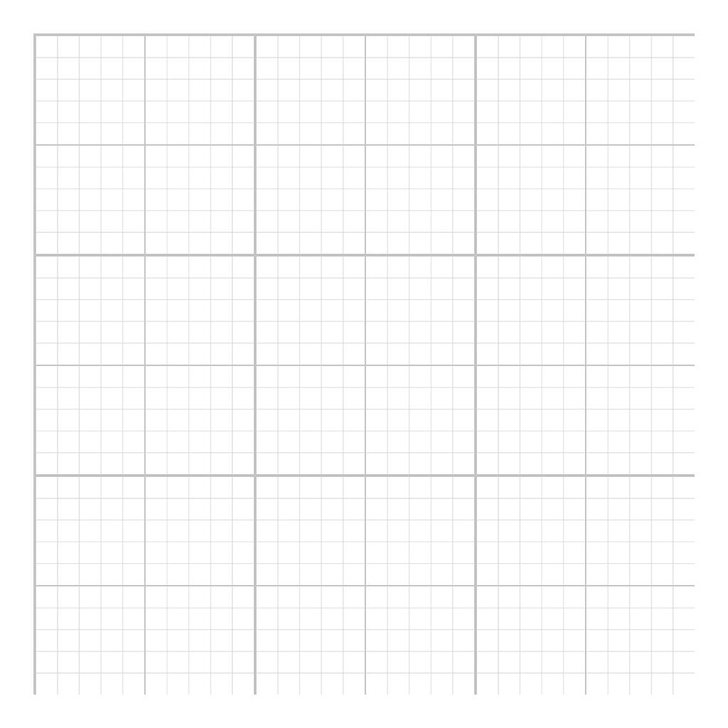 Millimetre Behang | Millimétré | Lilipinso