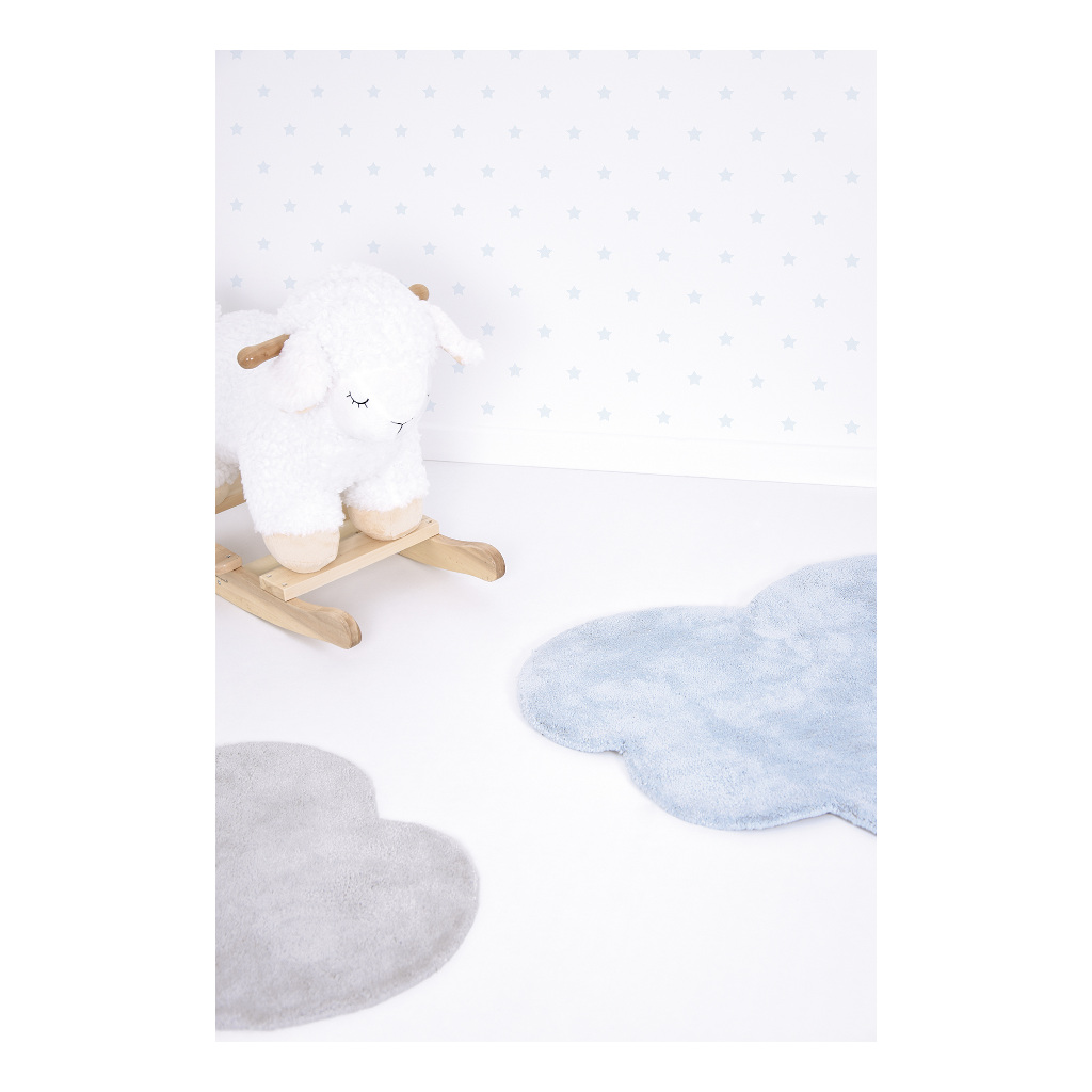 Small Stars Blue Sticker 18X24Cm | Hello Little | Lilipinso