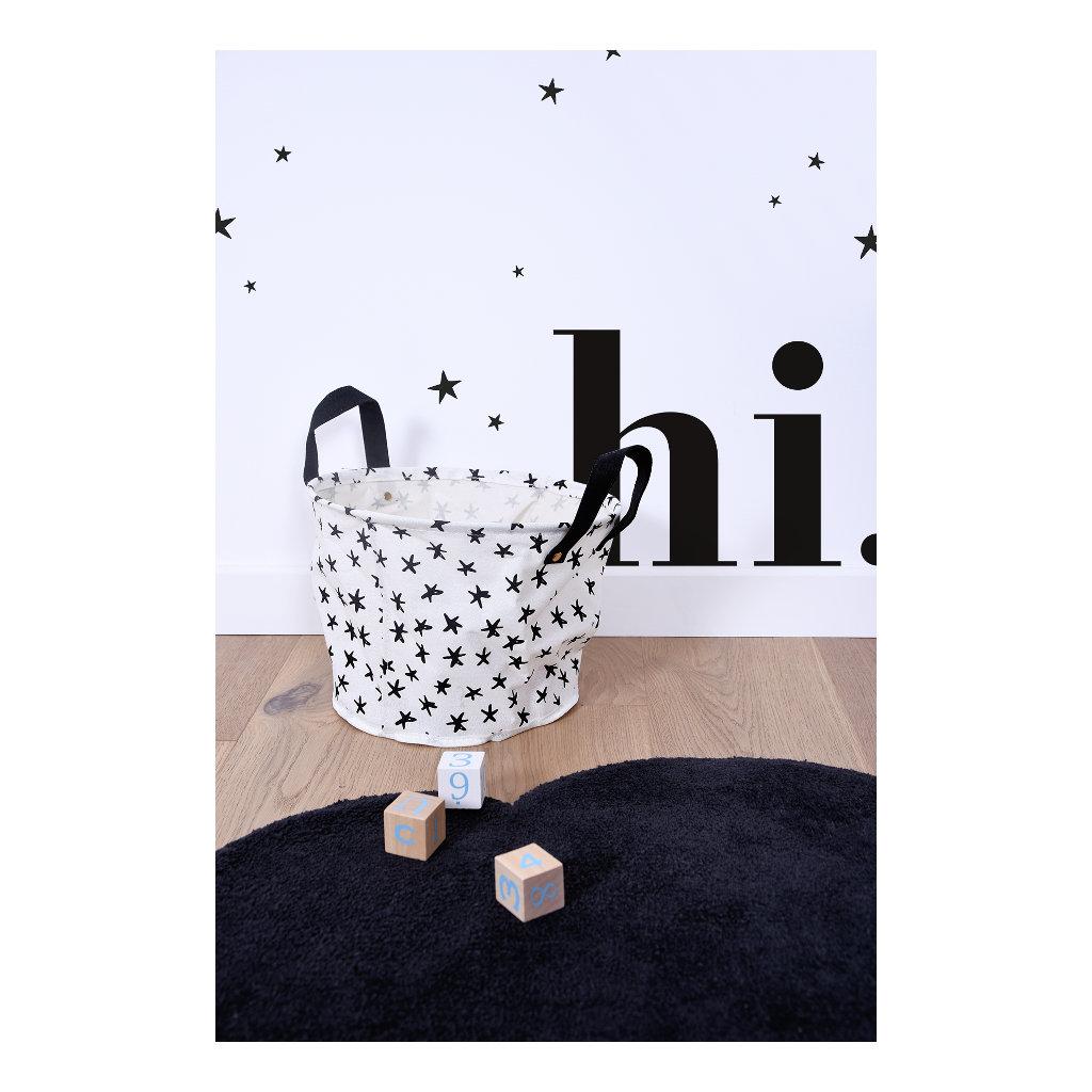 Wolk Anthracite Vloerkleed Nuages Lilipinso Decoratie Lili-H0350