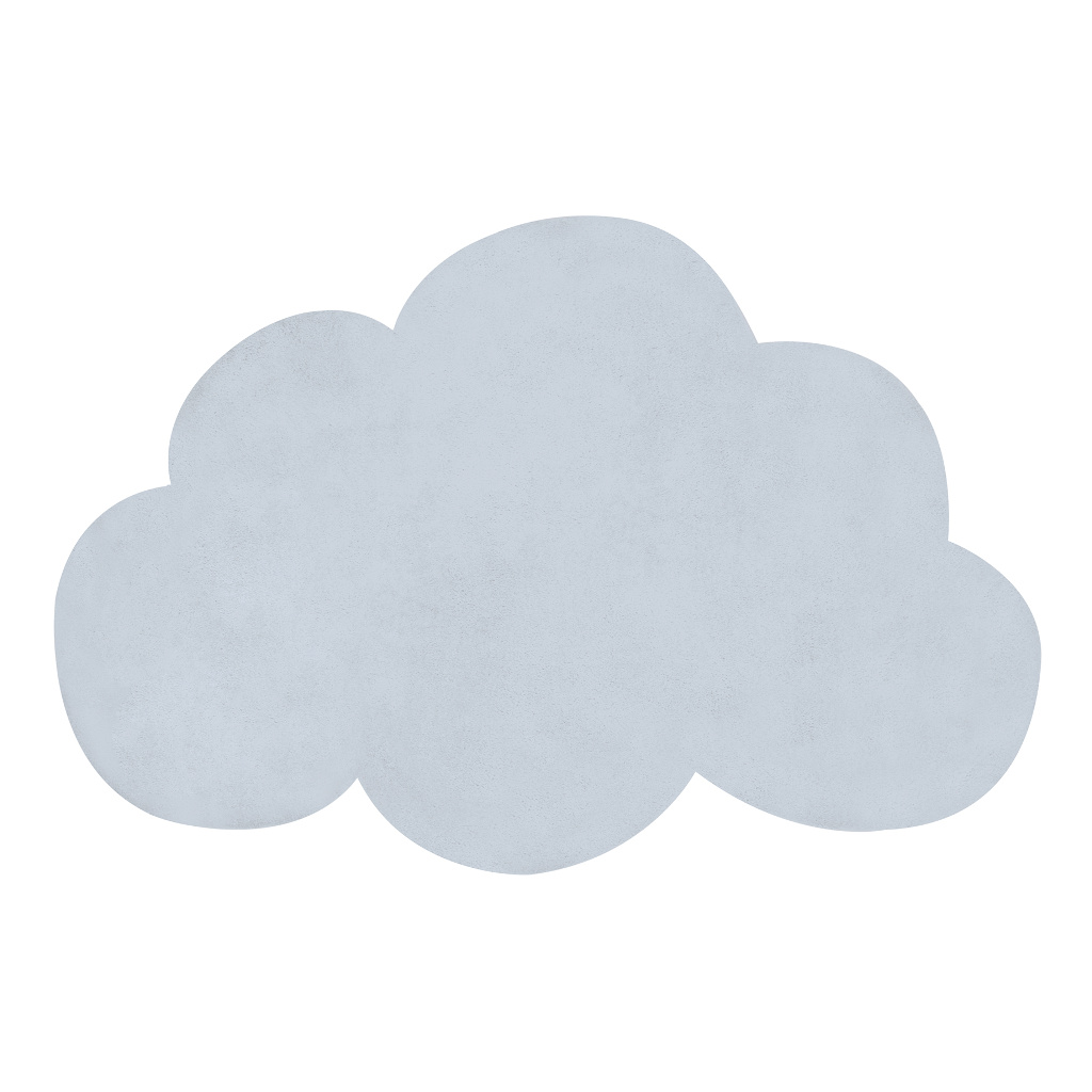Wolk Baby Blue Vloerkleed Nuages Lilipinso Babykamer Lili-H0348