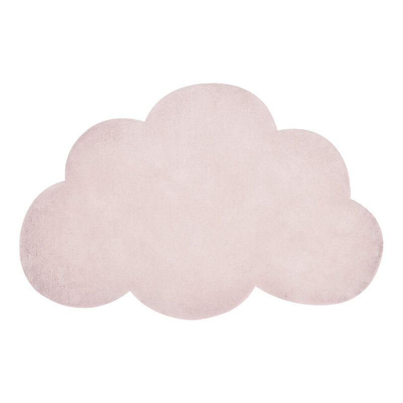 Wolk Pearl Vloerkleed Nuages Lilipinso Wolkje Roze Babykamer Speelkamer Lili-H0352