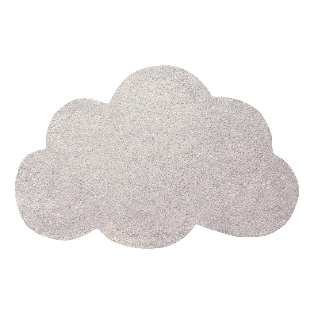 Wolk Silver Birch Vloerkleed Nuages Lilipinso Babykamer Lili-H0351