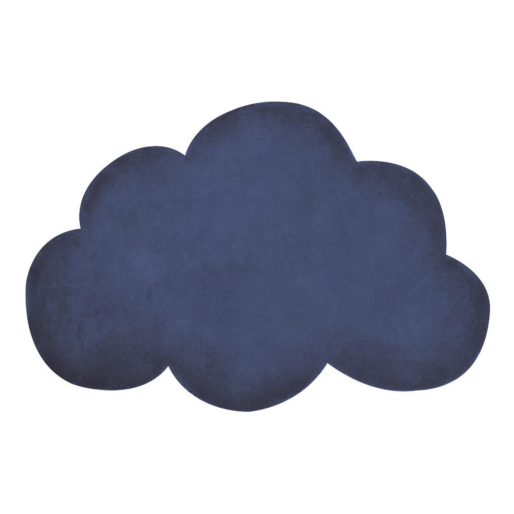 Wolk True Navy Vloerkleed Nuages Lilipinso Verschillende Kleuren Lili-H0349