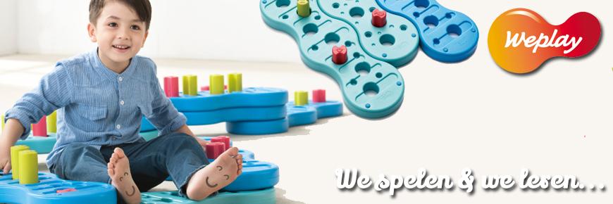 Bekijk het uitgebreide assortiment van Weplay Speelgoed
