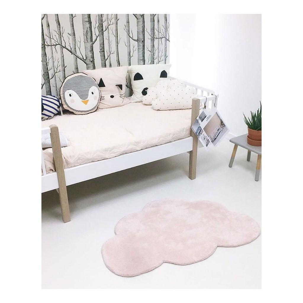 Lilipinso Vloerkleed Wolk Roze lili-h0352