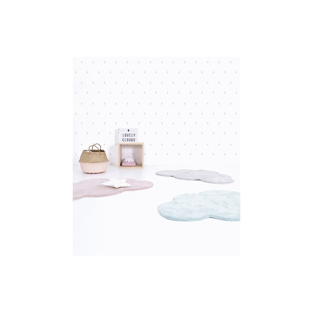 Vloerkleed Wolk Roze van Lilipinso lili-h0352