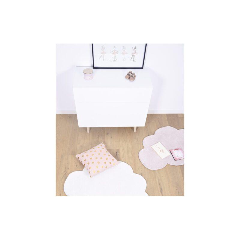 Wolk Vloerkleed Roze Lilipinso lili-h0352