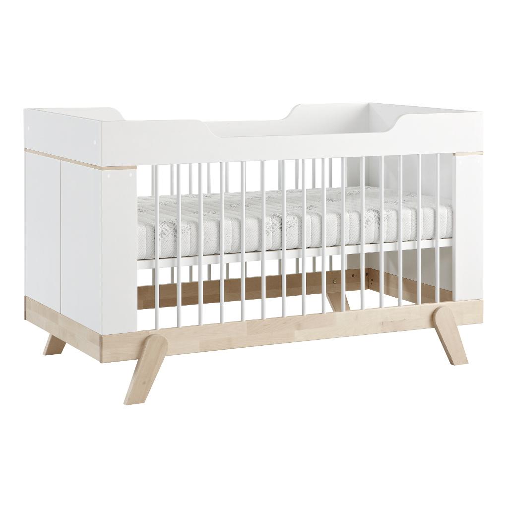 Ledikant Afmetingen Baby.2 In 1 Baby En Junior Ledikant Lifetime Kidsrooms Kopen Qiddie