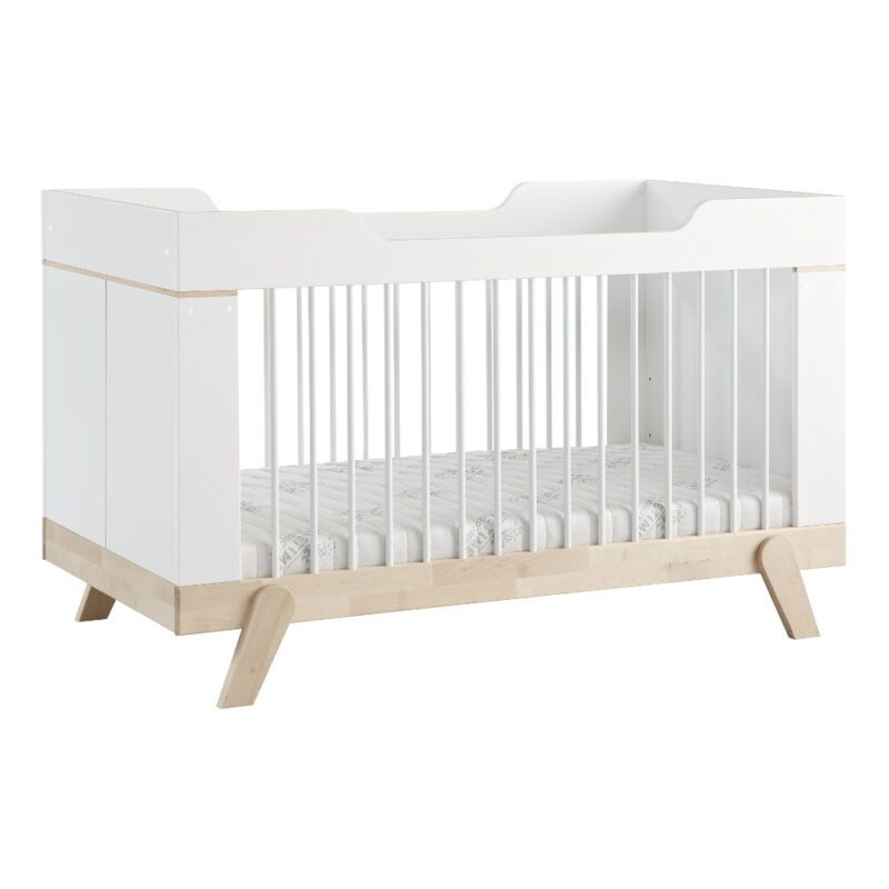 2 In 1 Baby En Junior Ledikant | Lifetime Kidsrooms