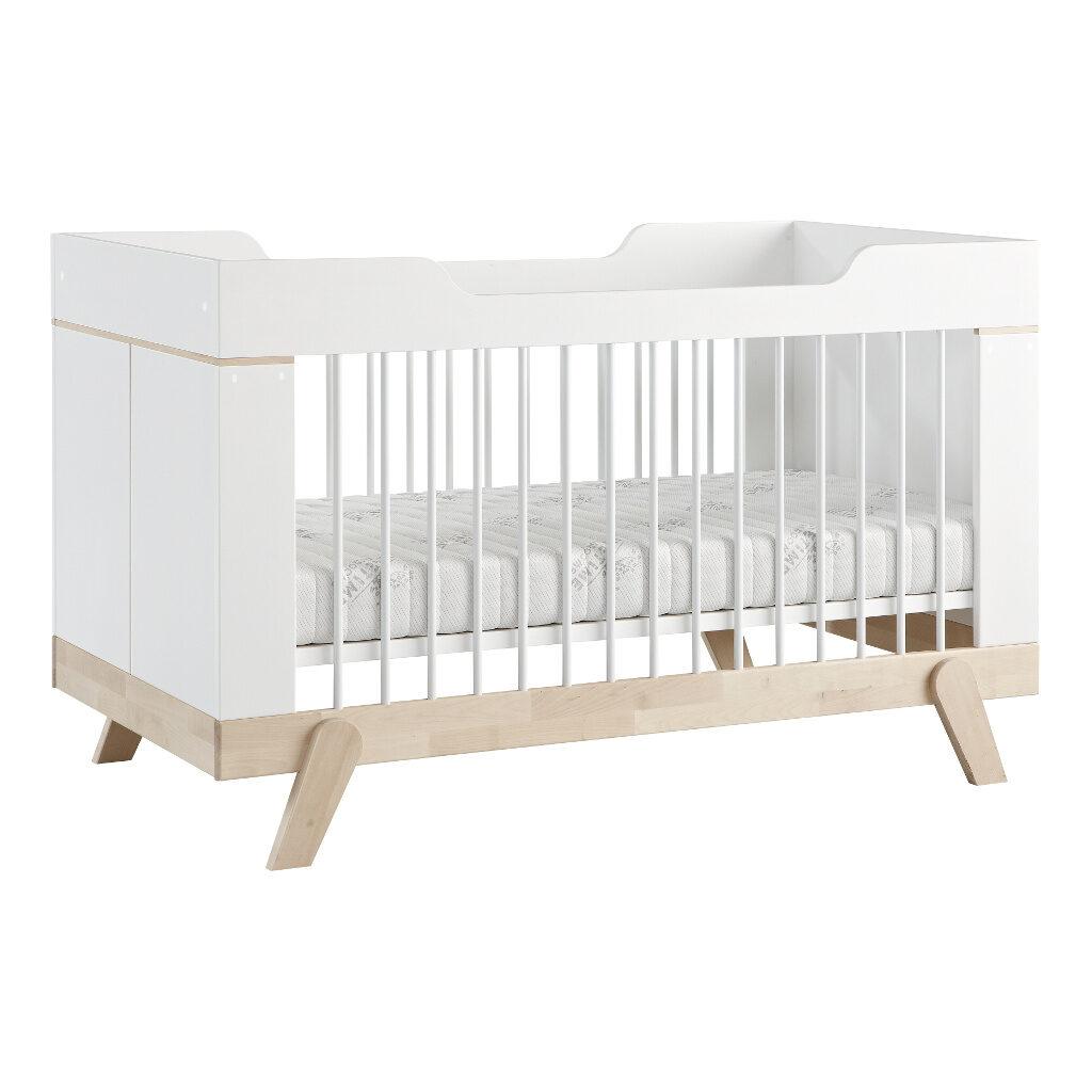 2 In 1 Baby En Junior Ledikant | Lifetime Kidsrooms