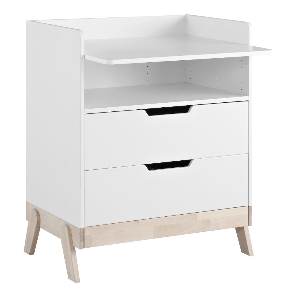 2 In 1 Babycommode En Bureau | Lifetime Kidsrooms