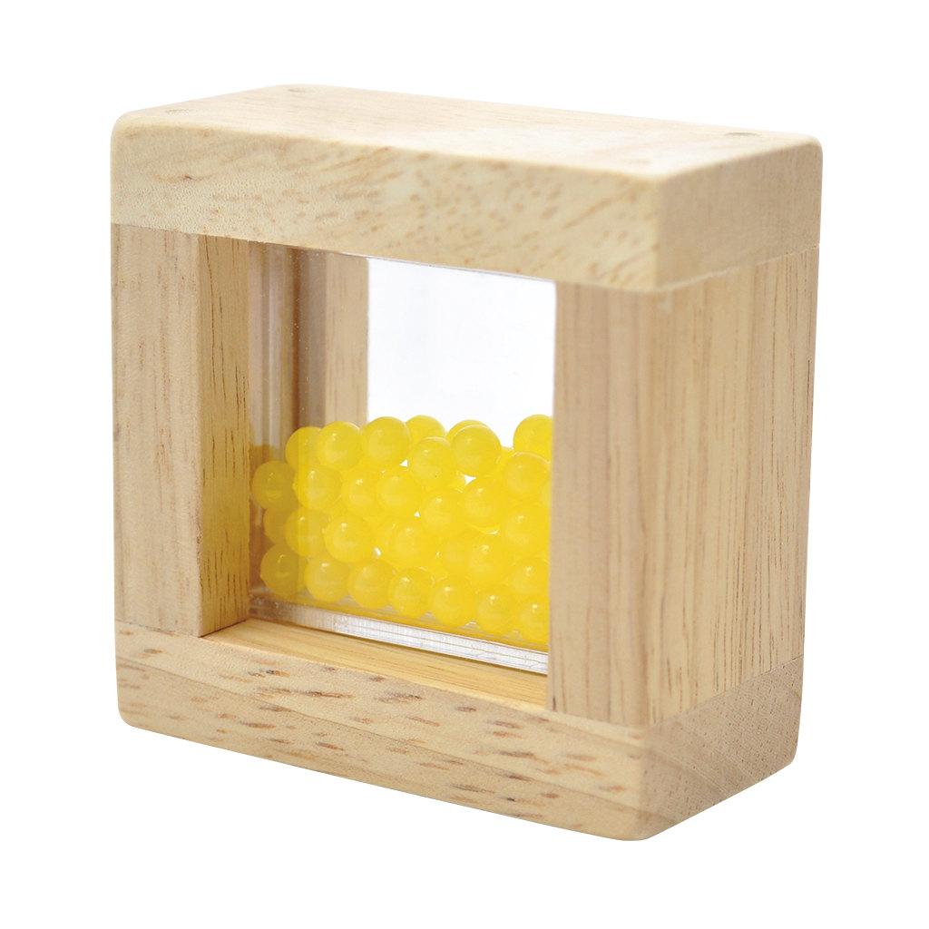 Blokken Met Parels 16 Stuks Baby Peuter Kleuter Hout Edup-120157