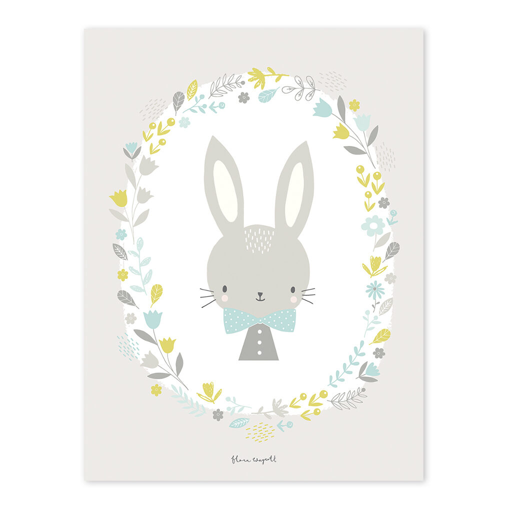 Boy Poster Sweet Bunnies Lilipinso Lili-P0174