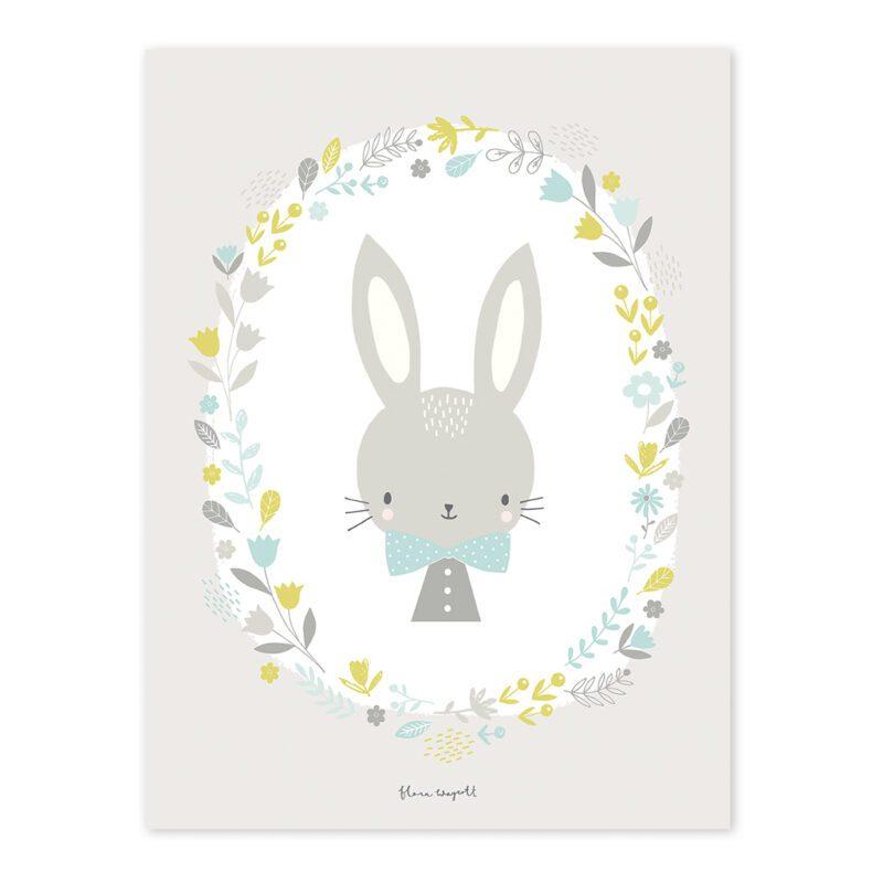 Boy Poster Sweet Bunnies Lilipinso Lili-P0174