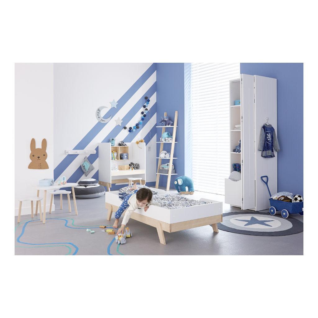 Juniorbed 70X140 Cm Lifetime Kidsroom Peuterbed Boys Life-7032B