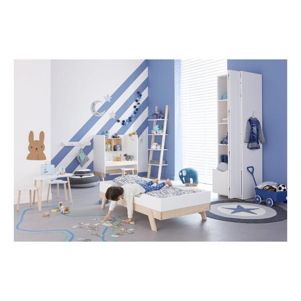 Juniorbed 70X140 Cm Lifetime Kidsroom Peuterbed Degelijk Stoer Life-7032B
