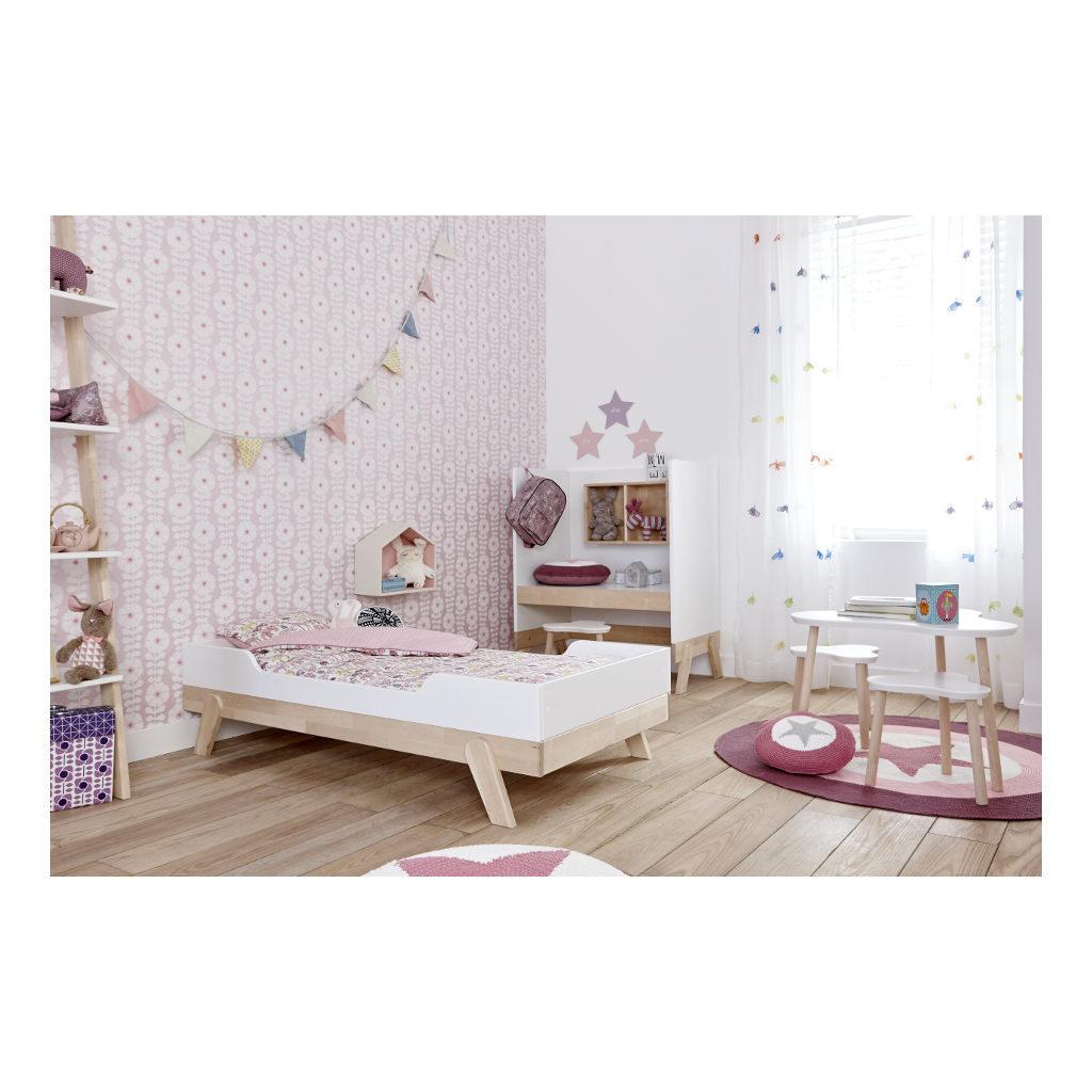 Juniorbed 70X140 Cm Lifetime Kidsroom Peuterbed Girls Meisjes Life-7032B