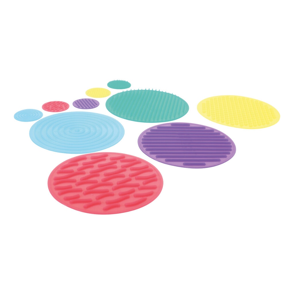 Sensorische Siliconen Matten Edup-110307