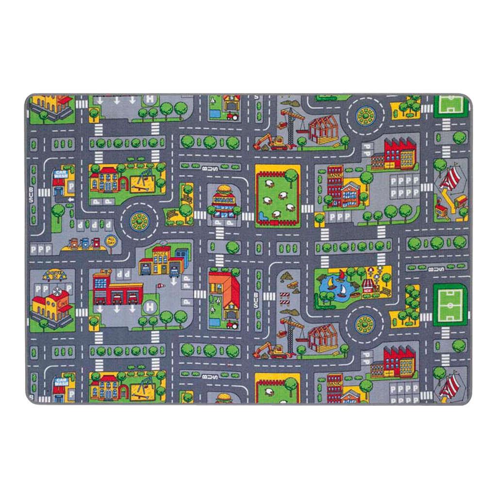 Speelkleed Verkeer 140 X 200 Cm Edup-110177