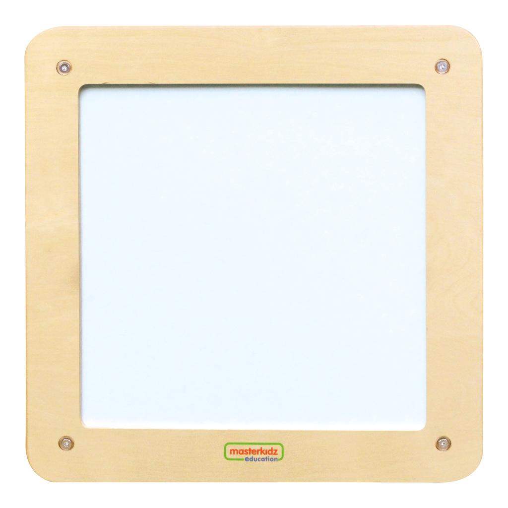 Wandelement Krijtbord 46 X 46 X 2,1 Cm White Board Uitbreiden Edup-120409