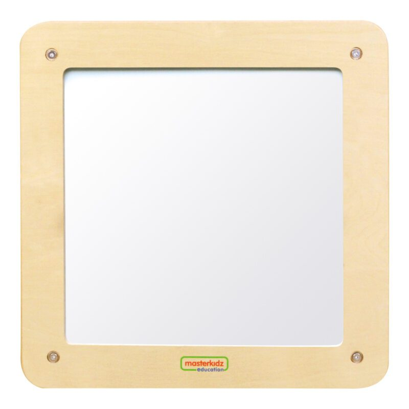 Wandelement Spiegel 46 X 46 X 2,1 Cm Ophangen Muur Edup-120410