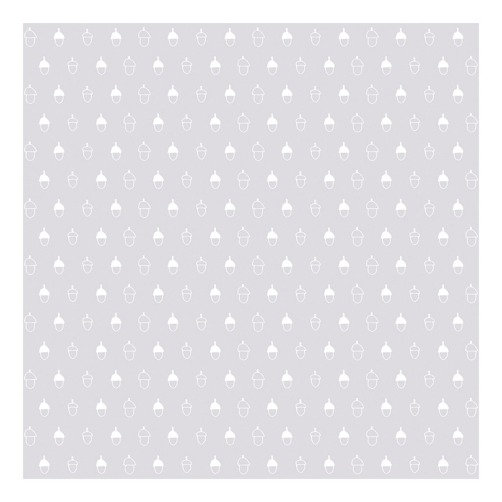 Acorn Background Colour Light Grey Behang Into The Woods Lilipinso Eikels Natuur Naturel Lili-H0330