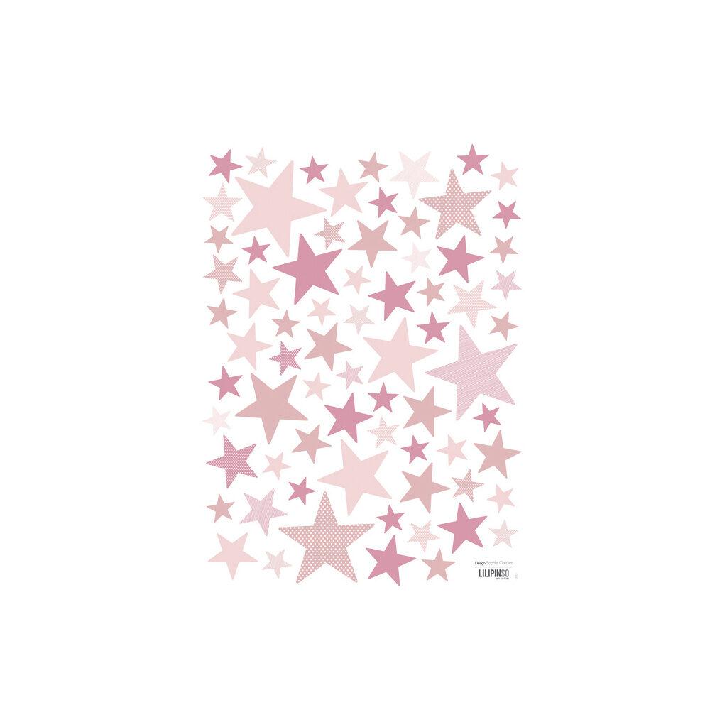 Angie Muursticker A3 My Superstar Lilipinso Lili-S1115