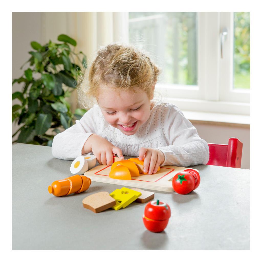 Bon Appetit Ontbijt Snijset 19 Delig New Classic ToysLekker Eten newc-10578