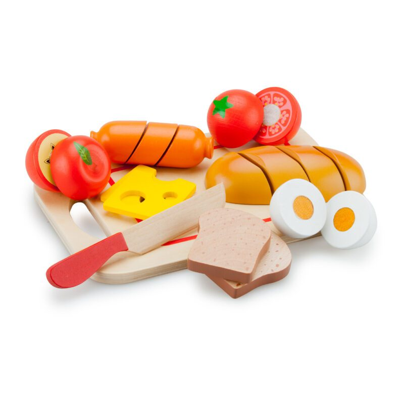 Bon Appetit Ontbijt Snijset 19 Delig New Classic Toysnewc-10578