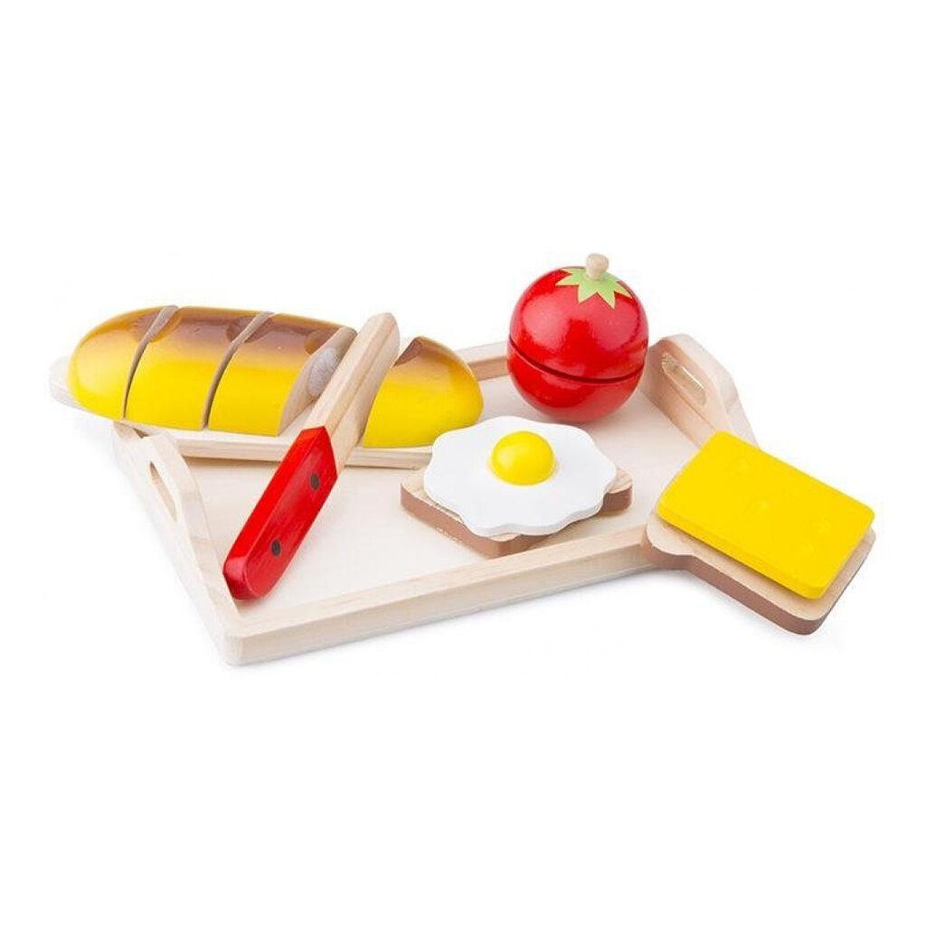 Bon Appetit Ontbijtset New Classic ToysDienblad Tomaat Kaas newc-10582