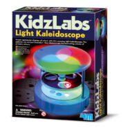 qCaleidoscoop Met Licht Maken Doos Verpakking 4M 4Msp-5603382