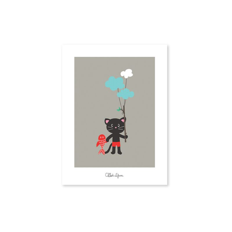 Friends Forever Poster Lilipinso Zonder Lijst Lili-P0118
