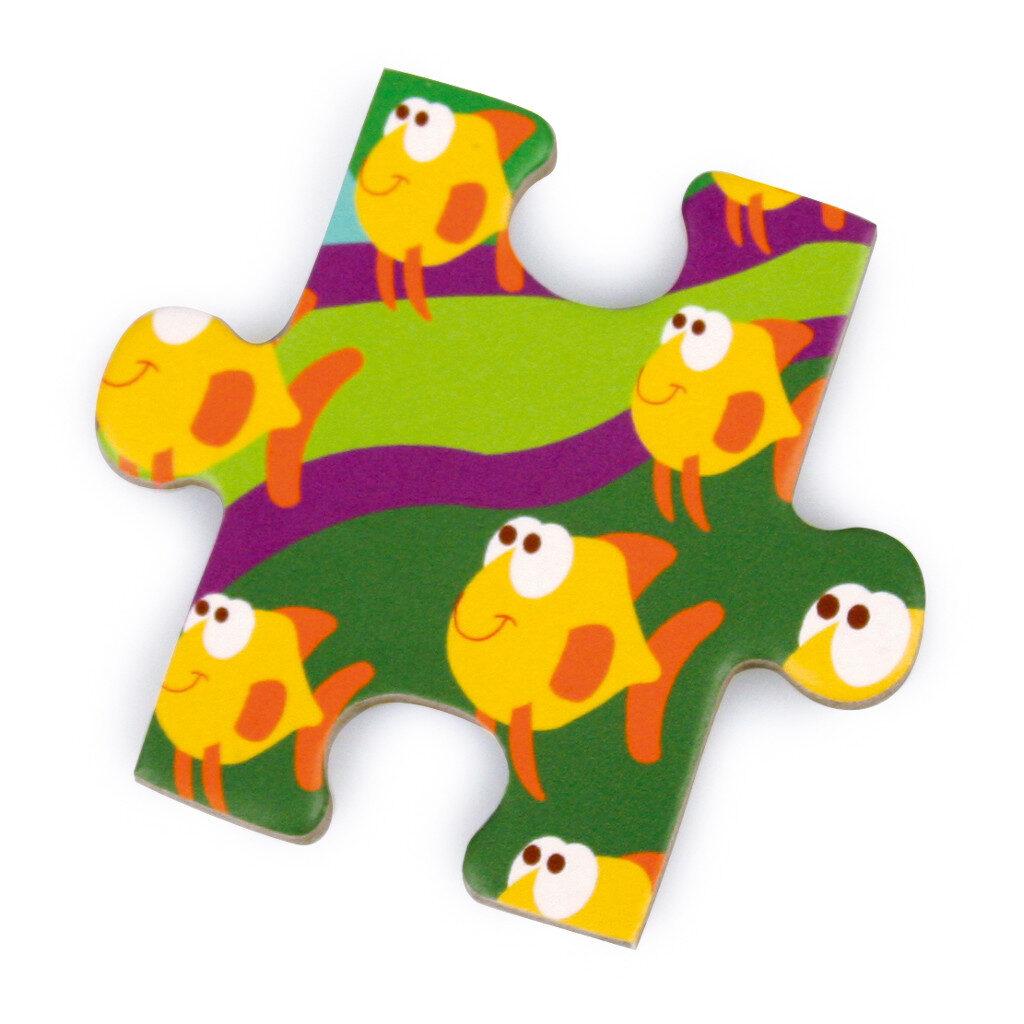 Gekke Jungle Puzzel 200 Stukjes Puzzelstukje Scratch Scra-6181095