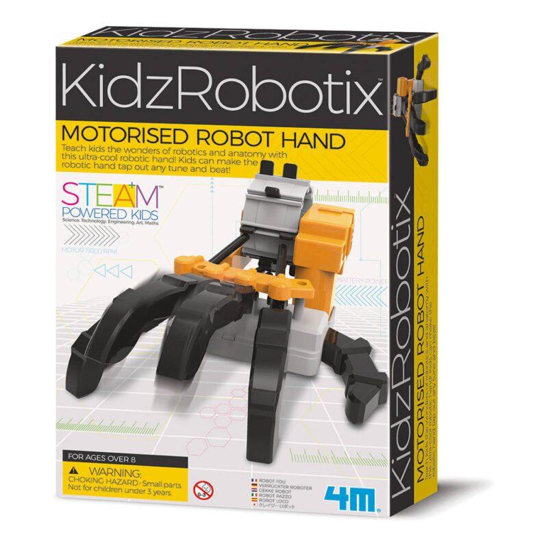 Gemotoriseerde Robot Hand Maken Doos Verpakking 4M 4Msp-5603407