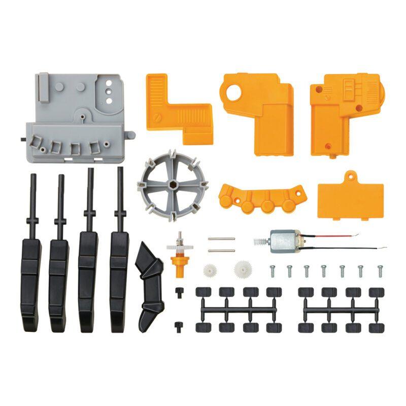 Gemotoriseerde Robot Hand Maken Inhoud Doos 4M 4Msp-5603407