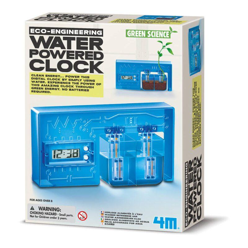 Klok Op Waterenergie Doos Verpakking 4M 4Msp-5603411