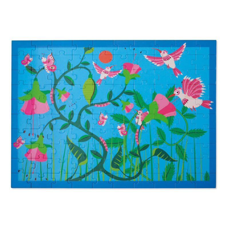 Kolibrie Puzzel 200 Stukjes Scratch Scra-6181093